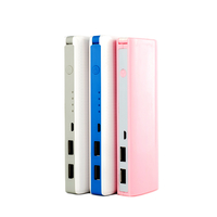 DEL-0140  8000mah Reading light power bank