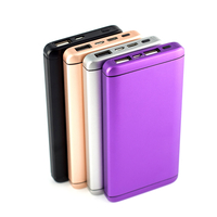 QC-204 10000mAh QC2.0 Type-C  Power Bank