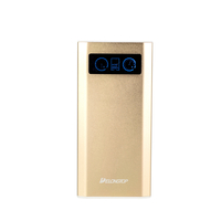 DEL-0520 10000mah  LCD display power bank