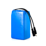 Light Weight Rechargeable 12v 20ah lithium ion battery for solar system