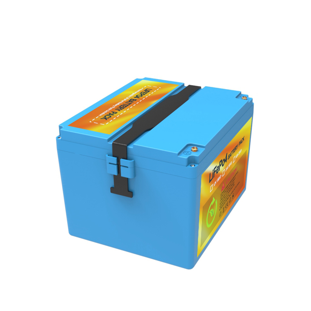 Lifepo4 12v 100ah Battery Pack For Solar Energy Storage