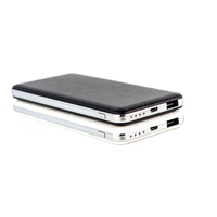 DEL-0401 7000mah Polymer lithium batteries power Bank